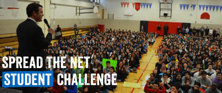 Spread The Net Student Challenge