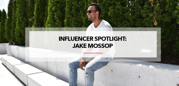 Influencer Spotlight On: Jake Mossop