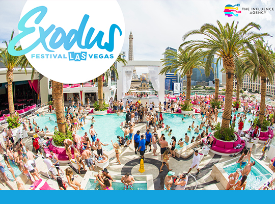 Exodus festival Las vegas