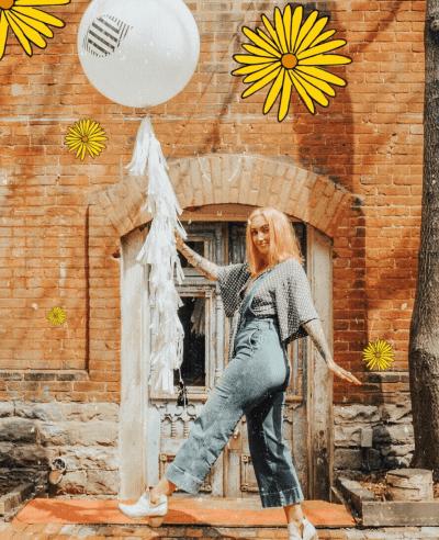 Life style influencer- Luna Lindsay