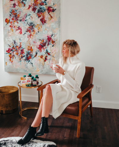 Life style influencer- Justine Brouillette