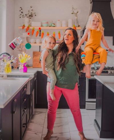 Mom influencer- Marsida Salku