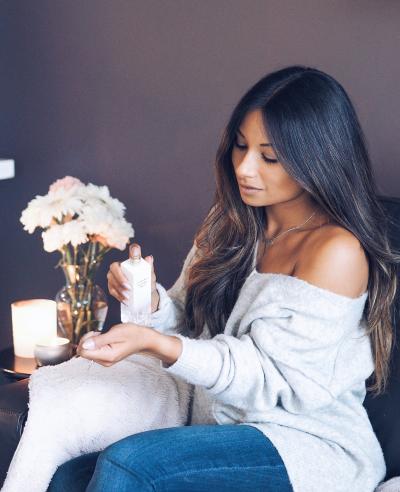 Beauty influencer- Alicia Haque
