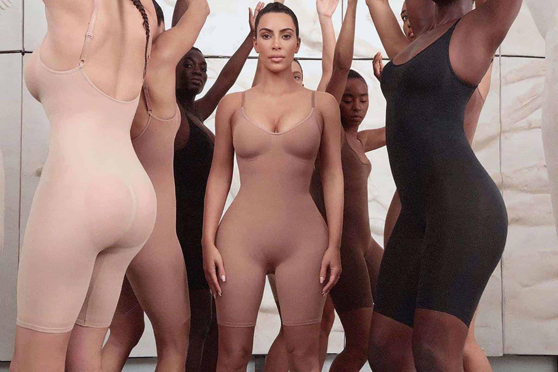 A look at Kim Kardashian's Kimono shapewear brand (now Skims)