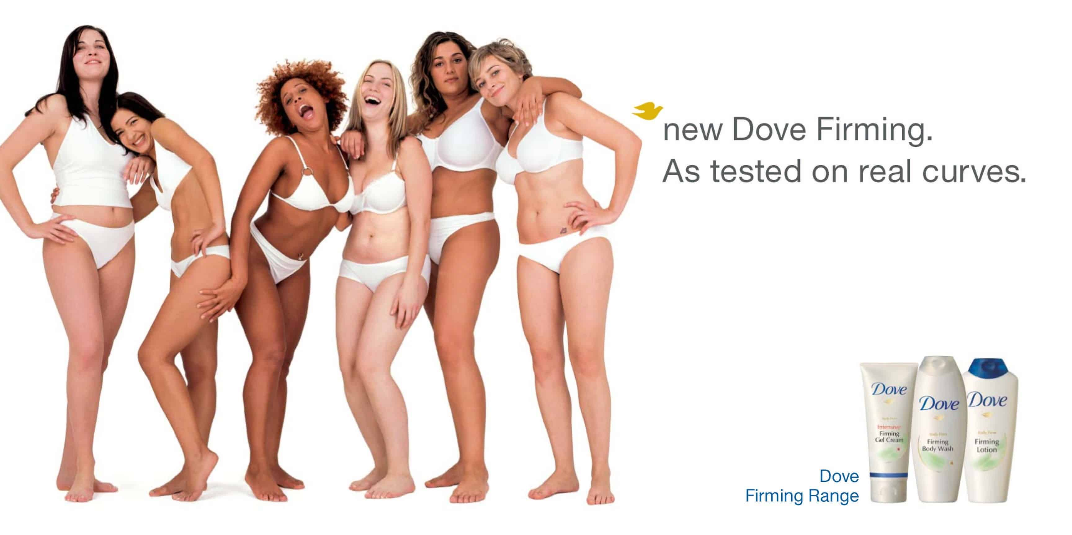 Dove Campaign For Real Beauty Marketing Campaign