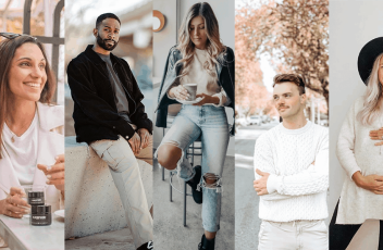 How influencers adjusted to COVID-19