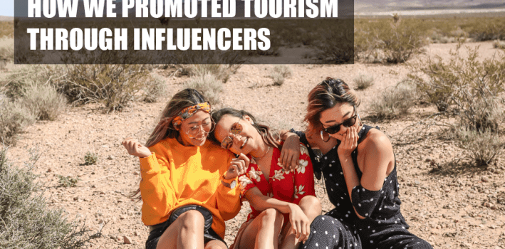 How We Promoted Tourism with redtag.ca and Las Vegas Through Influencers