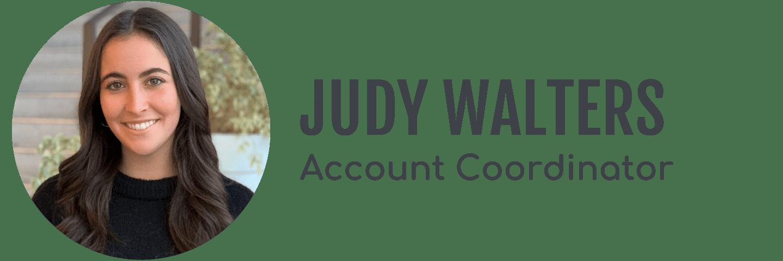 Judy Walters' headshot