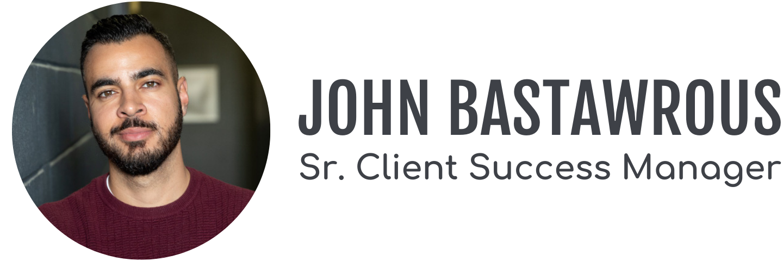 John Bastawrous' headshot
