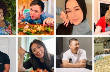 top tiktok foodies